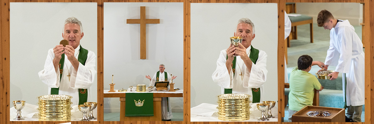 Worship Service Holy Communion
